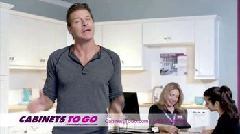 Cabinets To Go TV Spot, 'Discovery' Featuring Ty Pennington