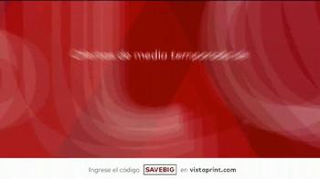Vistaprint Ofertas de Media Temporada TV Spot, 'Gigante' [Spanish] - Thumbnail 9