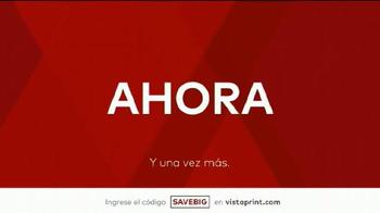 Vistaprint Ofertas de Media Temporada TV Spot, 'Gigante' [Spanish] - Thumbnail 3