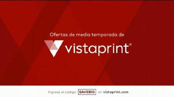 Vistaprint Ofertas de Media Temporada TV Spot, 'Gigante' [Spanish] - Thumbnail 4