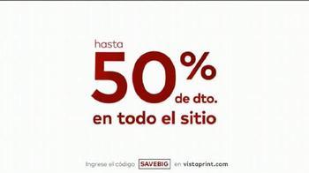 Vistaprint Ofertas de Media Temporada TV Spot, 'Gigante' [Spanish] - Thumbnail 5