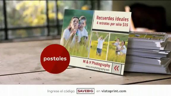Vistaprint Ofertas de Media Temporada TV Spot, 'Gigante' [Spanish] - Thumbnail 7