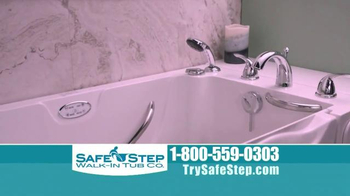 Safe Step Walk-In Tub TV Spot, 'Improved Hydrotherapy' - Thumbnail 6