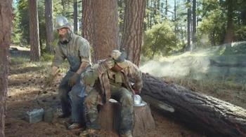 Dr. Scholl's Massaging Gel Work Insoles TV Spot, 'Lumberjacks' - Thumbnail 1