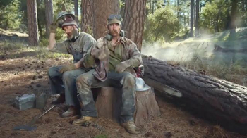 Dr. Scholl's Massaging Gel Work Insoles TV Spot, 'Lumberjacks'