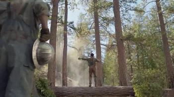 Dr. Scholl's Massaging Gel Work Insoles TV Spot, 'Lumberjacks' - Thumbnail 7