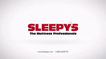 Sleepy's Super Savings Event TV Spot, 'Name Brands: Almost Over' - Thumbnail 9