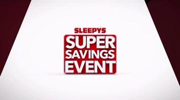 Sleepy's Super Savings Event TV Spot, 'Name Brands: Almost Over' - Thumbnail 1