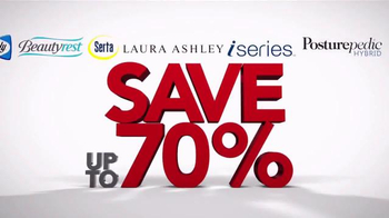 Sleepy's Super Savings Event TV Spot, 'Name Brands: Almost Over' - Thumbnail 2