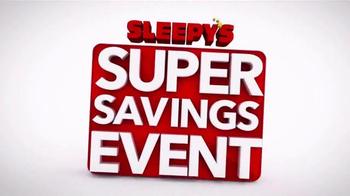 Sleepy's Super Savings Event TV Spot, 'Name Brands: Almost Over' - Thumbnail 8