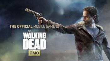 The Walking Dead: No Man's Land TV Spot, 'The Official Mobile Game'