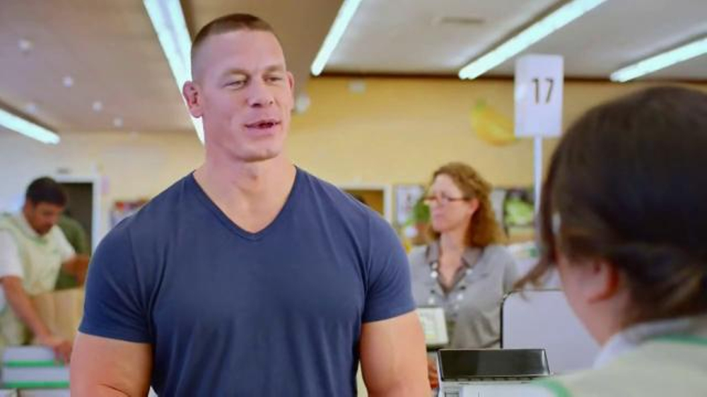Hefty Ultra Strong Clean Burst Tv Commercial Pec Flex Featuring John Cena Ispot Tv