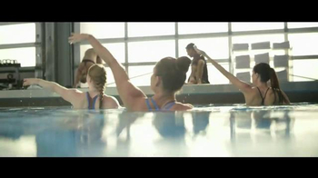 Speedo Fit TV Spot, 'Women' Featuring Missy Franklin, Natalie Coughlin - Thumbnail 3