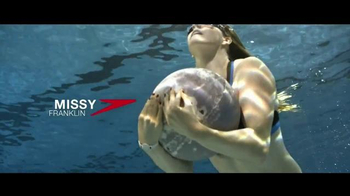 Speedo Fit TV Spot, 'Women' Featuring Missy Franklin, Natalie Coughlin - Thumbnail 4