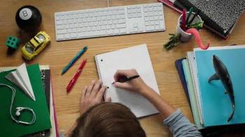 FriXion Erasable Pen TV Spot, 'Disney XD: Josh' - Thumbnail 1