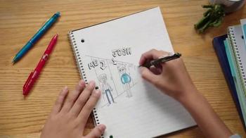 FriXion Erasable Pen TV Spot, 'Disney XD: Josh' - Thumbnail 2