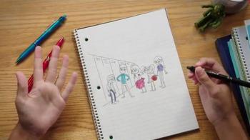 FriXion Erasable Pen TV Spot, 'Disney XD: Josh' - Thumbnail 4