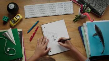 FriXion Erasable Pen TV Spot, 'Disney XD: Josh' - Thumbnail 7