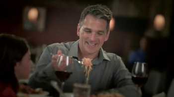 Romano's Macaroni Grill Family Meals TV Spot, 'Feed the Whole Family'