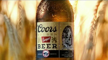 Coors Banquet TV Spot, 'How It's Done: Barley' - Thumbnail 1