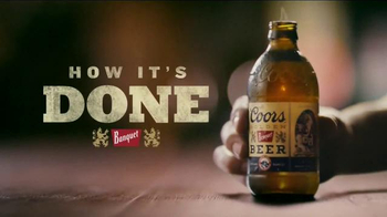 Coors Banquet TV Spot, 'How It's Done: Barley' - Thumbnail 6