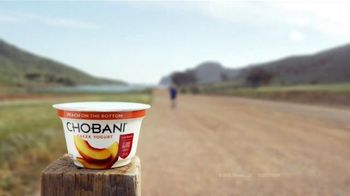 Chobani TV Spot, 'Melissa Stockwell's #NoBadStuff Fuel'