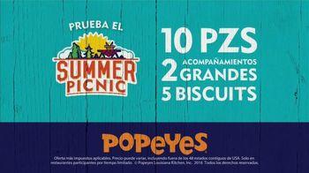 Popeyes Summer Picnic TV Spot, 'Mi Popeyes' con Alejandro Patino [Spanish] - Thumbnail 9