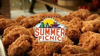 Popeyes Summer Picnic TV Spot, 'Mi Popeyes' con Alejandro Patino [Spanish] - Thumbnail 7