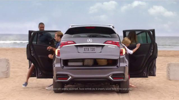 Acura Summer of Performance Event TV Spot, 'Weekends: MDX' - Thumbnail 3