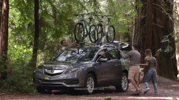 Acura Summer of Performance Event TV Spot, 'Weekends: MDX' - 3521 commercial airings