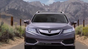 Acura Summer of Performance Event TV Spot, 'Weekends: MDX' - Thumbnail 6