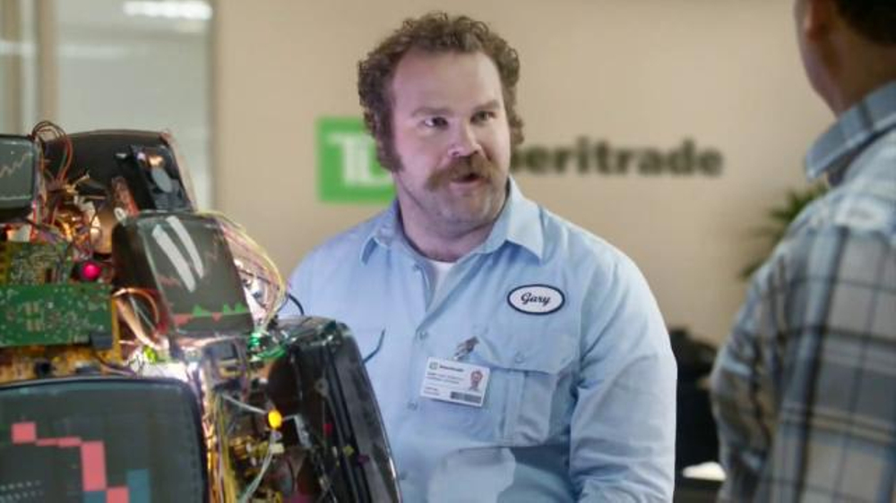 TD Ameritrade Thinkorswim TV Commercial, 'Mobile Trading Desk' - Video