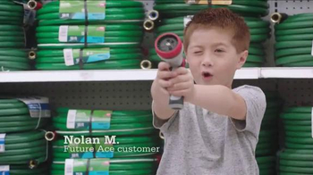 ACE Hardware CMN Hospitals Bucket Sale TV Spot, 'Future Customers' - Thumbnail 2