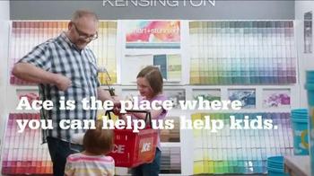 ACE Hardware CMN Hospitals Bucket Sale TV Spot, 'Future Customers' - Thumbnail 6