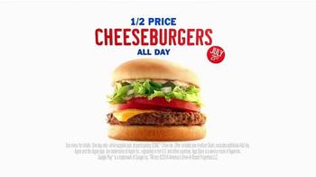 Sonic Drive-In TV Half Price Cheeseburgers TV Spot, 'Piggy Bank' - Thumbnail 10