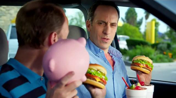 Sonic Drive-In TV Half Price Cheeseburgers TV Spot, 'Piggy Bank' - Thumbnail 3