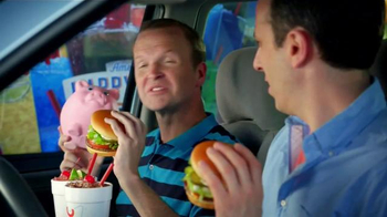 Sonic Drive-In TV Half Price Cheeseburgers TV Spot, 'Piggy Bank' - Thumbnail 4