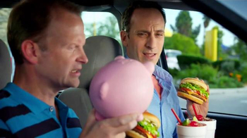 Sonic Drive-In TV Half Price Cheeseburgers TV Spot, 'Piggy Bank' - Thumbnail 5
