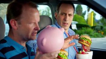 Sonic Drive-In TV Half Price Cheeseburgers TV Spot, 'Piggy Bank' - Thumbnail 7