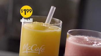 McDonald's McCafe TV Spot, 'To Summer' - Thumbnail 7