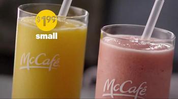 McDonald's McCafe TV Spot, 'To Summer' - Thumbnail 8
