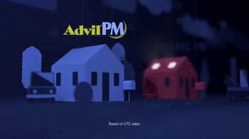 Advil PM TV Spot, 'Fact: Uninterrupted Sleep'