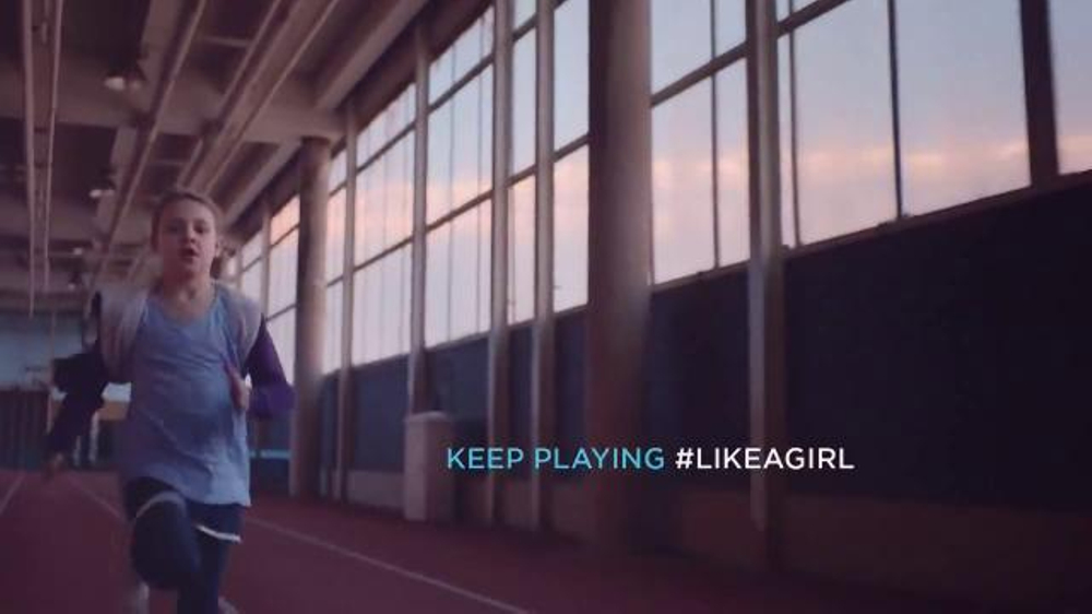 Always TV Commercial, 'Keep Playing'