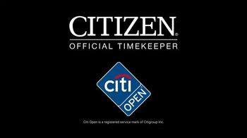 Citizen Eco-Drive Watch TV Spot, 'Citi Open' Featuring Victoria Azarenka - Thumbnail 3