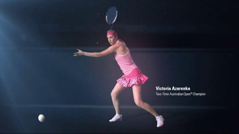 Citizen Eco-Drive Watch TV Spot, 'Citi Open' Featuring Victoria Azarenka - Thumbnail 1