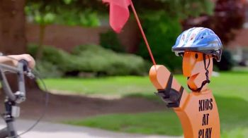 Nationwide Insurance TV Spot, 'Nickelodeon: 3 Tips for Kid Safety' - 5 commercial airings