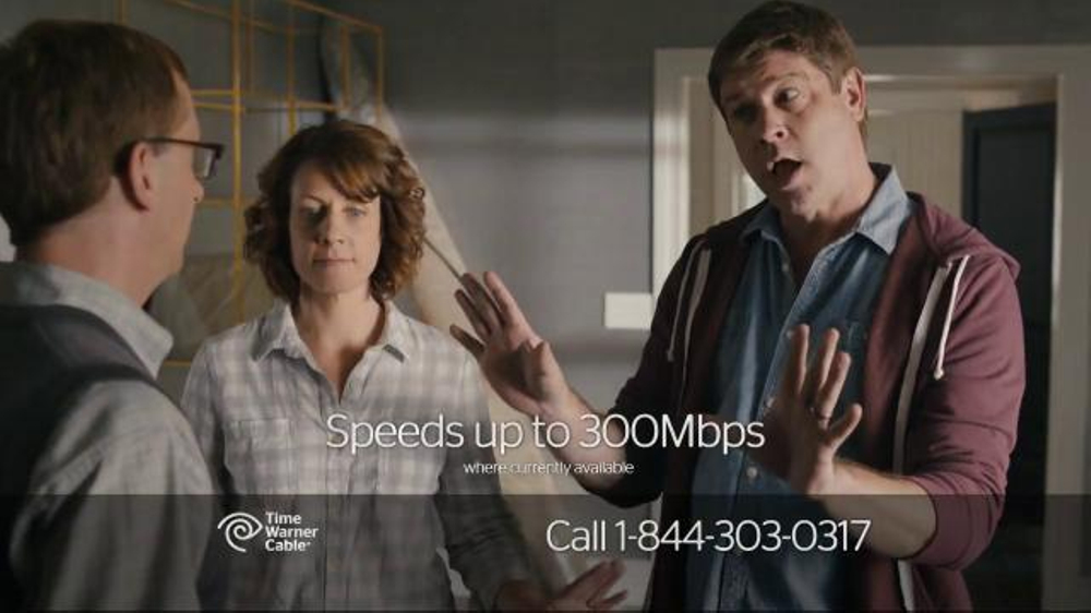 Time Warner Cable TV Commercial, 'New Neighbors'