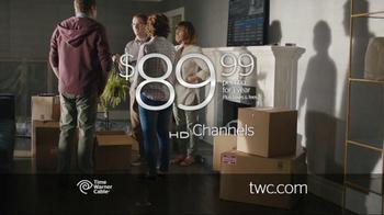Time Warner Cable TV Spot, 'New Neighbors' - Thumbnail 3