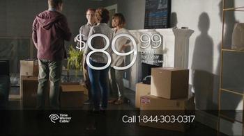 Time Warner Cable TV Spot, 'New Neighbors' - Thumbnail 4