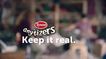 Tyson Any'tizers Popcorn Chicken TV Spot, 'Garage Band' - Thumbnail 10